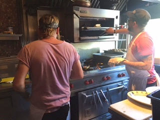 cooks at millies