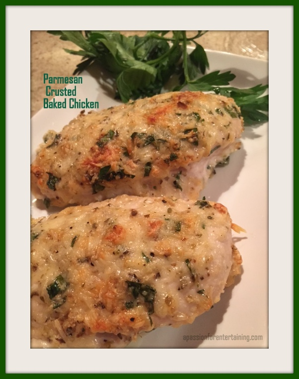 how to make parmesan crusted grouper