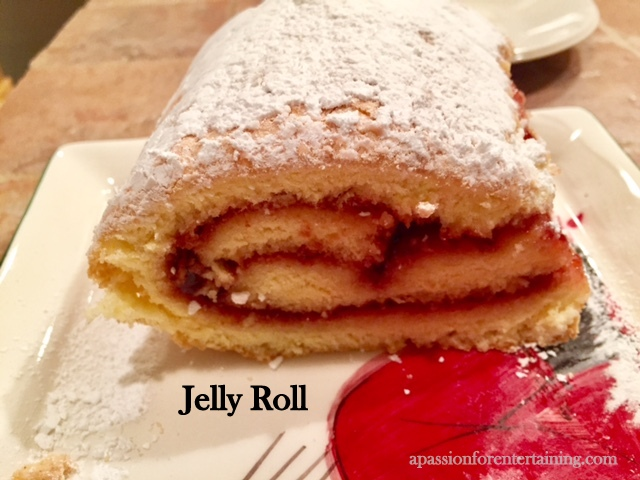 Jelly Roll Recipe Using Cake Flour: Jelly Roll · A Passion For Entertaining